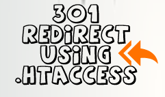 301 Redirect Using HTAccess file