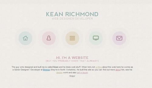 businesses turning to minimalist web design